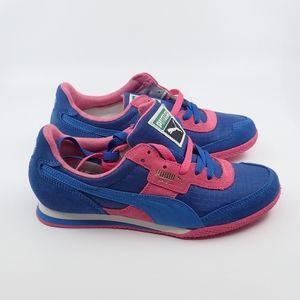 Puma Shoes | Puma Pink Blue Sneakers 6